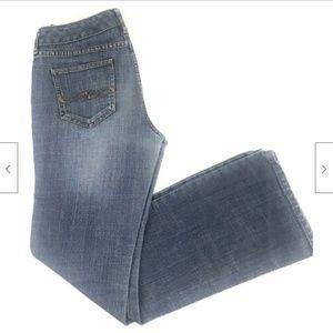 Tommy Hilfiger Womens Jeans Sz 4 R Bootcut